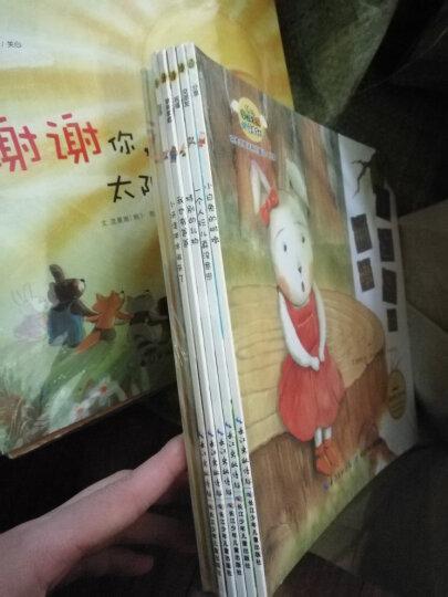 正版绘本 培养价值观形成的童话谢谢你太阳公公等全10册 0-6岁经典童话故事书绘本图书 晒单图
