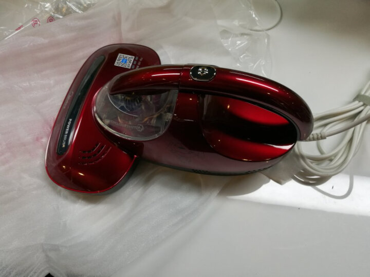 【京东JOY联名款】美的(Midea)除螨仪V2手持床上家用吸尘器 晒单图