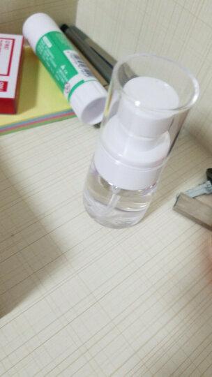 欧凯曼(oukaiman) 欧凯曼化妆水喷雾瓶细雾超细 爽肤补水小喷瓶 旅行便携化妆品分装瓶 30ml(1支) 晒单图