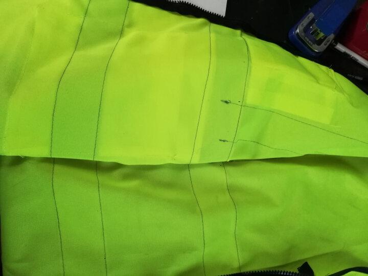 林盾(LINDUN)反光背心施工工地反光马甲骑车反光衣工程反光服安全防护服印字订制(颜色及印字信息备注)均码 晒单图