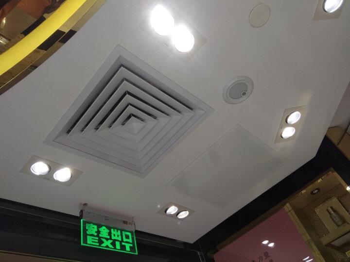 颂余 白色铝合金检修口可定做 吸磁按开式 锁式 托盘式 墙体管道检修口 预留孔吊顶卫生间厨房检修孔 600*600 晒单图