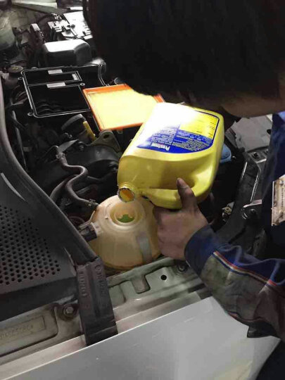 壳牌(shell)【当/次日达】汽车发动机喜力机油润滑油 黄喜力 红喜力 黄壳HX5 10W-40 SN 晒单图