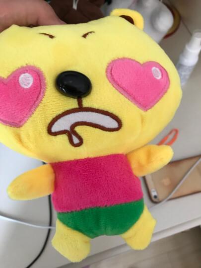 爱生肖 抓娃娃机公仔结婚庆抛洒小玩偶公司年会活动礼品儿童毛绒玩具公仔 小狮子 15-25cm左右一个 晒单图