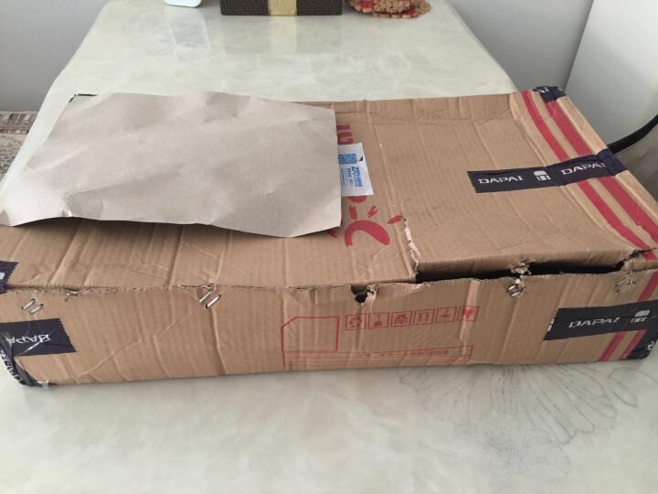 达派dapai拉杆包女旅行包男短途出差行李包大容量轻便登机包拉杆袋手提包旅游包袋842 咖啡色 晒单图