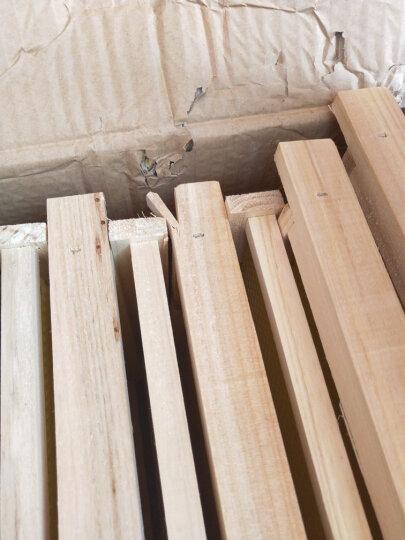 蜂箱 蜜蜂中蜂箱全套标准煮蜡浸蜡杉木蜂箱十框养蜂工具平箱批发 蜂王笼 晒单图