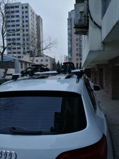 快美特(CARMATE) 车载自行车架 翼诺日本单车架汽车顶自行车架品质行李架品质 INA389 晒单图