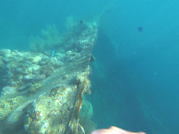小蚁(YI)4K运动相机(黑色)智能摄像机 户外航拍潜水防抖相机 遥控相机 晒单图