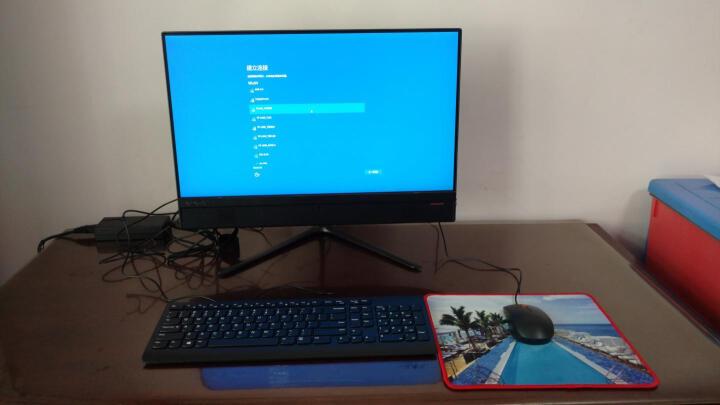 联想(Lenovo)AIO 510 致美一体机23英寸一体机台式电脑( I3-6100T 4G 1T GT940MX 2G显卡 win10)黑 晒单图