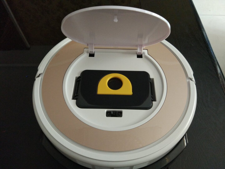 福玛特(FMART)扫地机器人家用吸尘器全自动智能拖地机 E-R302G雅致S 晒单图