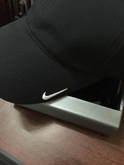 耐克/nike高尔夫球帽 男女通用  鸭舌帽  耐克帽子 BQ4779-100 白色 均码 晒单图