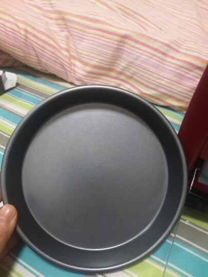 展艺 【包邮 巧厨烘焙】披萨盘 家用烤盘烘焙模具 6寸8寸9寸pizza盘 6寸(直径15cm) 晒单图