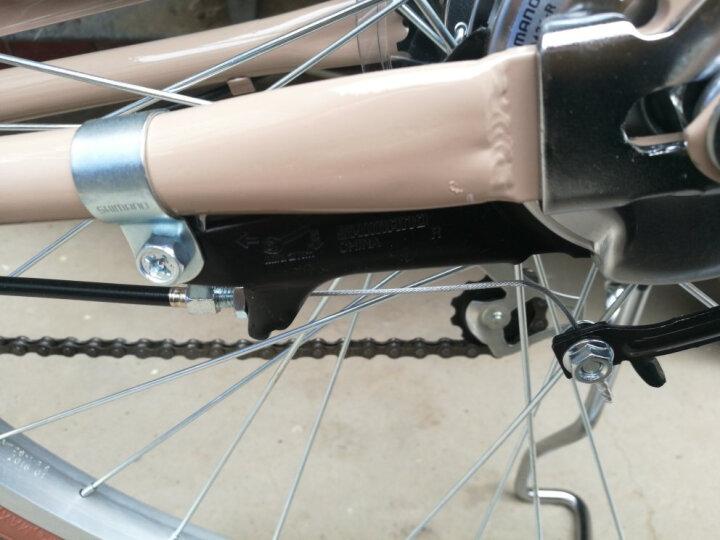 捷马(GAMMA) 捷马自行车单车配件加厚硅胶3D座垫套骑行装备山地车公路车坐垫套 箭头型-红色 晒单图