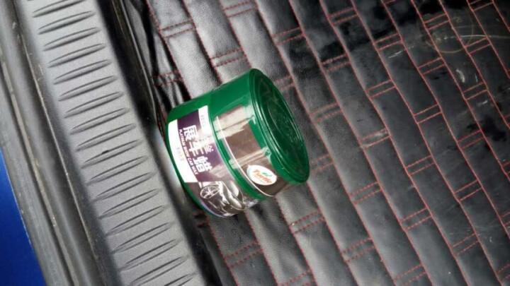 龟牌(Turtle Wax)白金蜡汽车蜡新车蜡打蜡镀膜去污划痕水晶硬蜡棕榈蜡 汽车用品G-2042 300g 晒单图