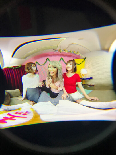 暴风魔镜 小Q 智能 VR眼镜 3D头盔 晒单图