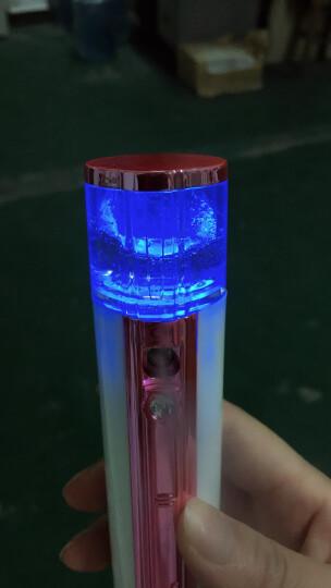 JOYJULY 韩国喷脸器补水仪便携式充电宝纳米喷雾器美容仪器家用脸部冷喷加湿器蒸脸器补水仪器 土豪金 晒单图
