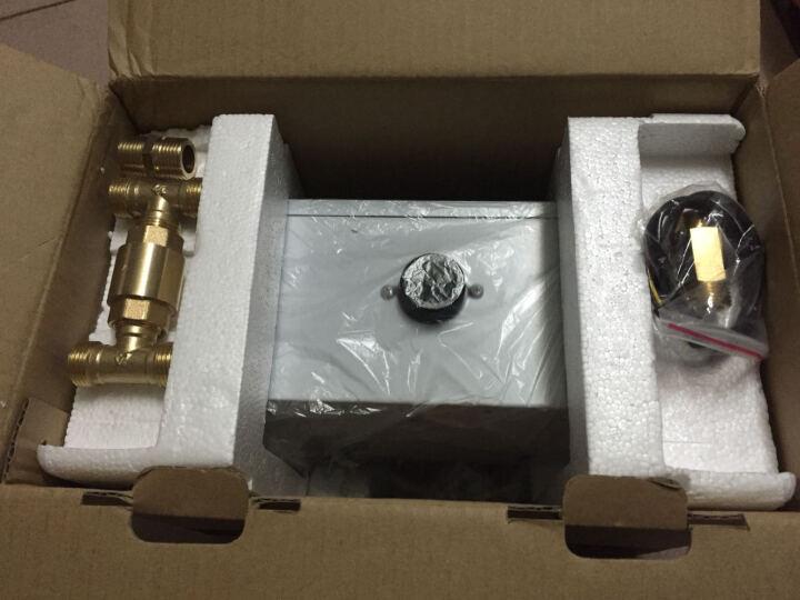 威乐循环泵 热水循环系统  回水器装置 空气能  热泵太阳能燃气电热水器伴侣家用静音增压 安装辅材 不锈钢波纹管 晒单图