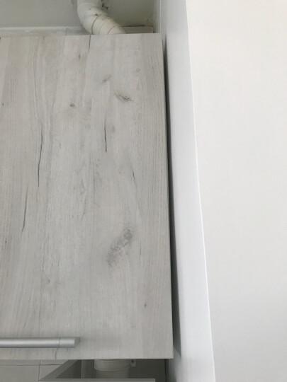 丽维家 实木衣柜定制 平开门大衣柜 定制衣帽间 进口白蜡木实木门板 定制意向金 晒单图