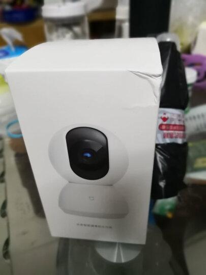 小米(MI) 摄像头智能监控摄像头360度全景侦测红外夜视1080P分辨率云台版 米家摄像机云台版1080P+32G卡+3M电源线 晒单图