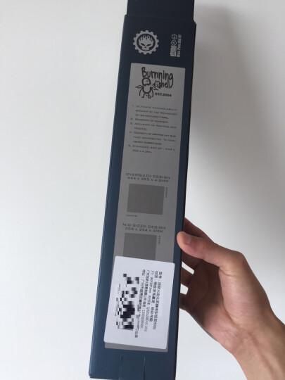地狱火( FIRE-PAD )生化武器绚彩版 超大加厚 精密包边 电竞游戏 顺滑包边 家用办公 鼠标垫 晒单图