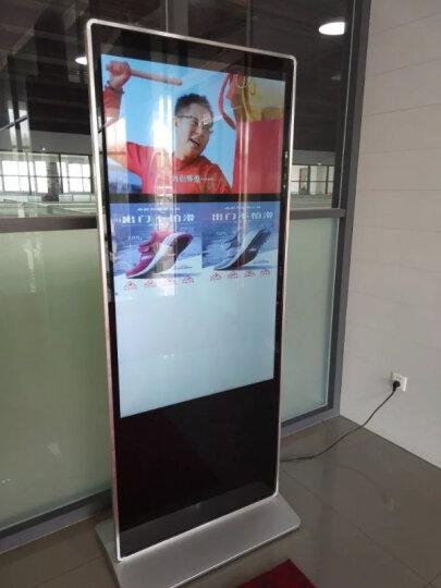 金视野 立式广告机LED智能数字标牌安卓电脑触控一体机竖屏落地显示器 43英寸安卓版广告机-非触控 晒单图