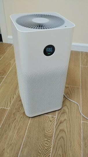 小米(MI)空气净化器2S 除雾霾 除甲醛 空气质量屏幕显示 三层净化 晒单图