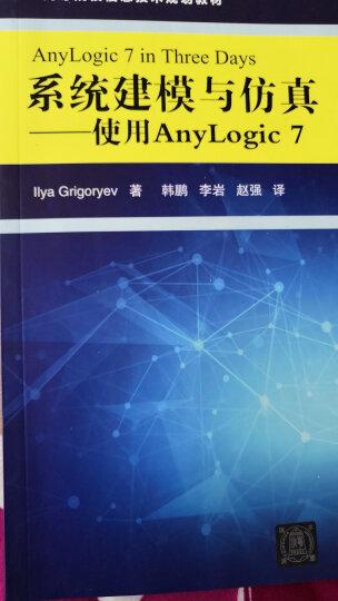 系统建模与仿真 使用AnyLogic7 晒单图