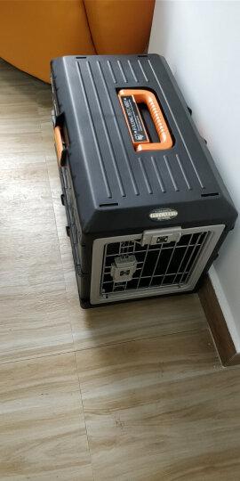 爱丽思IRIS树脂便携宠物航空箱折叠式运输狗笼FC-550 FC-670 FC-550 晒单图