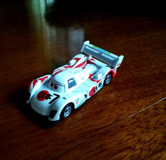 多美卡(TOMY)仿真合金车模型 袖珍小汽车 赛车总动员儿童玩具 C-39蓝天博士821243 晒单图