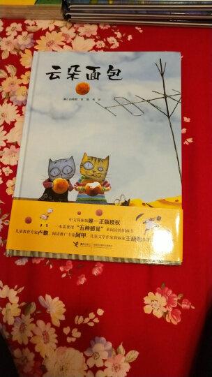 儿童书籍云朵面包 精装绘本0-3-6岁儿童故事图画本 宝宝亲子早教彩图读物 中文简体 晒单图
