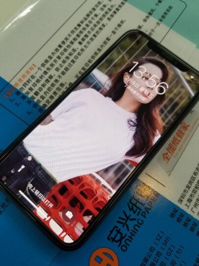 第一卫 iphoneX手机壳适用于苹果X薄磨砂透明全包硬壳新款男女x防摔 iPhone X【透明白】升级防摔 晒单图