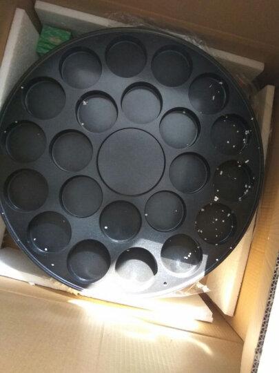 商用鸡蛋汉堡炉汉堡机蛋堡机豆饼机蛋堡锅煤气 22孔 晒单图