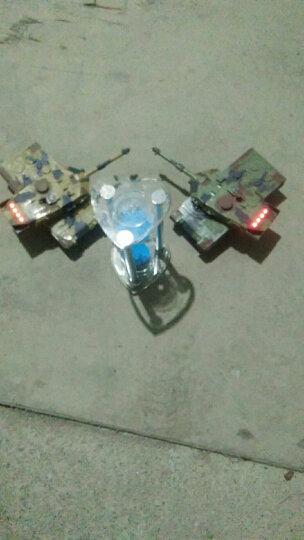 环奇3-6岁遥控坦克儿童玩具车电动车 亲子对战男孩遥控汽车玩具 22cm两只-亲子互动对战装552 晒单图