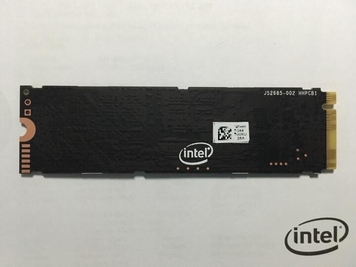英特尔(Intel) 760P系列 M.2接口NVME固态硬盘PCIE协议600P/E6000P 760p 128G 晒单图