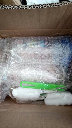 乐扣乐扣(LOCK&LOCK) 运动水杯摇摇杯塑料大容量带茶隔水壶 蓝色470ml+690ml 晒单图