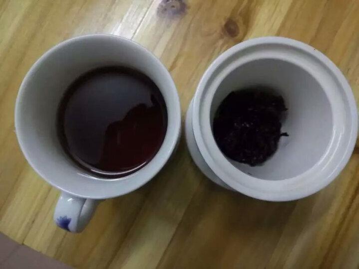 官家有茶 普洱茶 熟茶 勐海金芽老茶头600g/桶 十年干仓醇香 古树陈料老茶 散茶 茶叶 晒单图