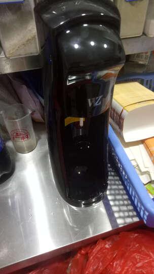 万卓 (wantjoin)商用气泡水机苏打水机家用汽水机饮料机 黑色 晒单图