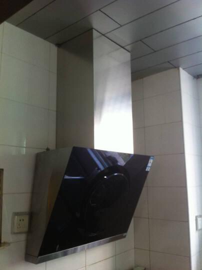 老板(Robam)侧吸式大吸力抽油烟机燃气灶具21A5+30B5  晒单图