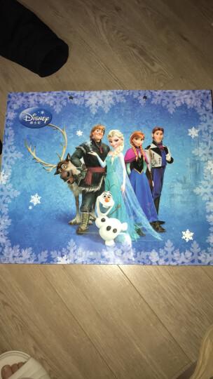 迪士尼宝宝毛毯子儿童云毯盖毯双层加厚礼盒装蓝色140cm 晒单图