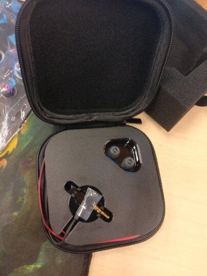 森海塞尔(Sennheiser)MOMENTUM In-Ear I Black Chrome 馒头入耳式耳机 手机耳机 黑铬色 苹果版 晒单图