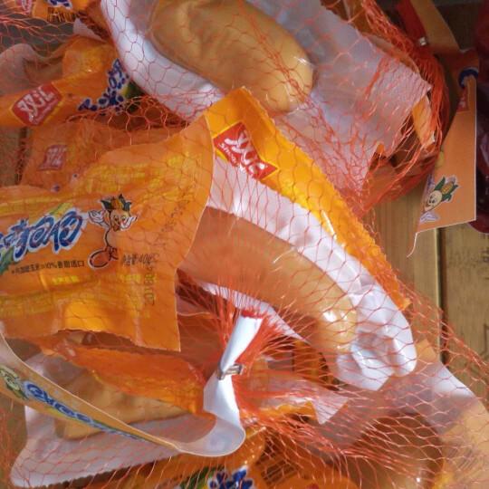 双汇 火腿肠 玉米热狗40g*8支 网兜装 新老包装替换 晒单图