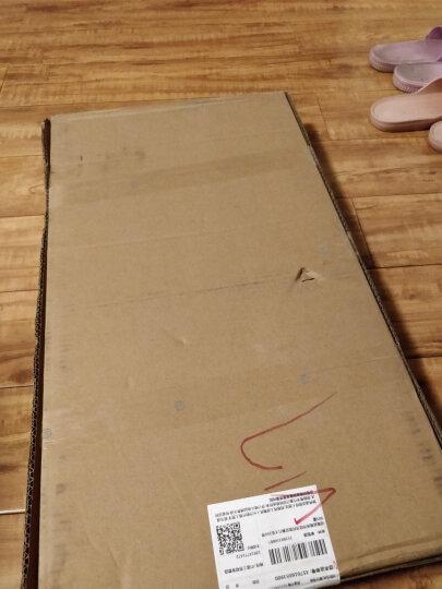 【2件8折3件7折】雷士照明集成吊顶灯厨房led平面板铝扣板嵌入式浴室卫生间格栅吸顶灯具 银色 24W功率30*60cm白光 晒单图