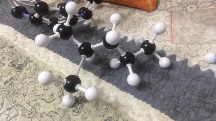 J3111-T化学分子结构模型拓展版 高中化学实验器材球棍比例演示  晒单图