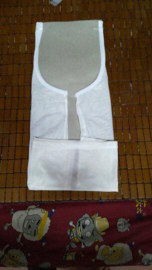 TIKU梯酷男士网纱透明背心冰丝舒适透气砍肩 紧身时尚全透网眼透气背心 黑色 XL 晒单图