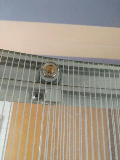 妙记淋浴房滑轮老式 圆弧浴室玻璃移门滑轮单轮吊轮大轴承偏心轮配件 大轴承 直径27mm 晒单图