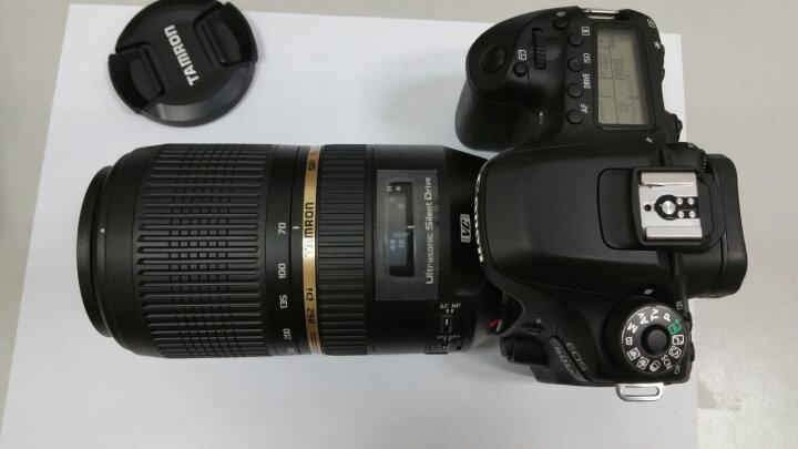 腾龙(Tamron)SP 70-300mm F/4-5.6 Di VC USD [A005] 全画幅 远摄变焦镜头 70300防抖 大变焦(佳能卡口) 晒单图