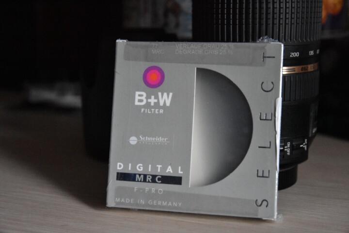 B+W 77 MRC  702M 多膜中灰渐变镜25% 晒单图