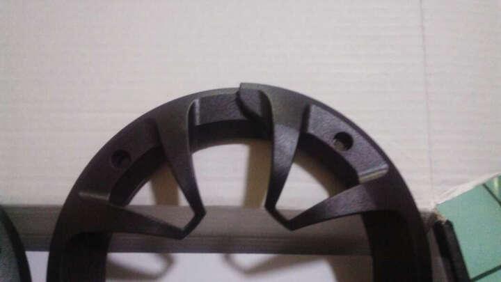 雷博【一对装】 4寸5寸6.5寸汽车同轴喇叭 车用喇叭 音响喇叭高低音扬声器 车载音响 同轴4寸(25芯PP布边) 晒单图