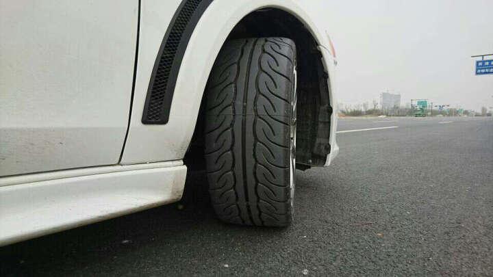 优科豪马 横滨赛车轮胎225/45R17 91W  AD08R 半热熔胎 改装街胎 225/40R18 88W 晒单图