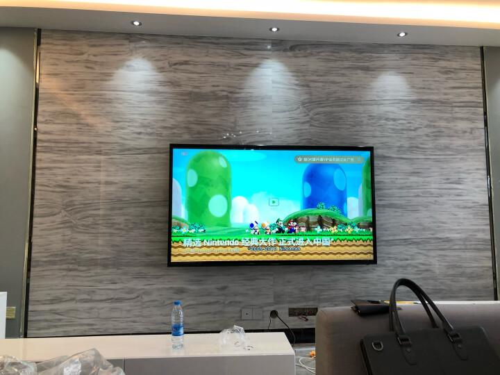 朗景(Lanking)75英寸4K超高清互联网电视大屏智能彩电安卓液晶电视机家庭影院 4K超高清互联网电视(钢化防爆款) 晒单图