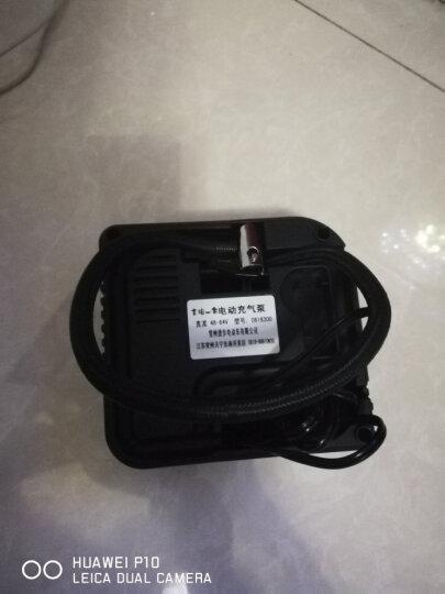 海飞跃 真空胎电动车充气泵便携电动打气筒轮胎打气泵48v60v72v96v应急电动充气泵 48V至64V电压之间都可以通用 晒单图